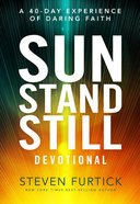Sun Stand Still Devotional eBook