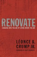 Renovate eBook