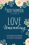Love Unending eBook