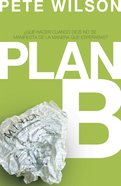 Plan B (Spa) (Spanish) eBook