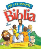 Biblia Lee Y Comparte (Spanish) (Spa) (Read and Share Bible- Spanish) (Read And Share Dvd Series)