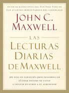 Las Lecturas Diarias De Maxwell (Spanish) (Spa) (Maxwell Daily Reader) eBook