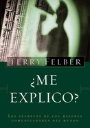 Me Explico? (Spa) (Spanish) eBook