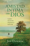 Amistad Intima Con Dios (Spa) eBook