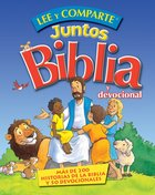 Lee Y Comparte Juntos Biblia Y Devocional (Spanish) (Spa) (Lee & Shares Together Bible And Devotion) eBook