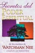 Secretos Del Poder Espiritual Paperback