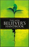 The New Believer's Handbook eBook