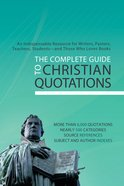 New Guide to Christian Quotations eBook