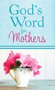 God's Word For Mothers eBook