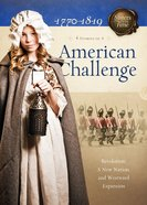 American Challenge (4 in 1) (Sisters In Time Series) eBook