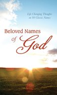 Beloved Names of God eBook