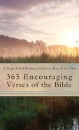 365 Encouraging Verses of the Bible eBook