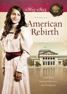 American Rebirth (4 in 1) (Sisters In Time Series) eBook