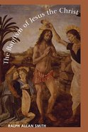 The Baptism of Jesus the Christ Paperback