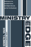 Ministry on the Edge Paperback