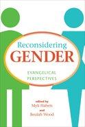 Reconsidering Gender Paperback