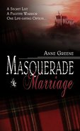 Masquerade Marriage eBook