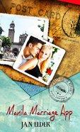Manila Marriage App eBook