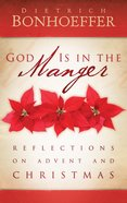 God is in the Manger eBook