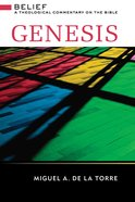 Genesis (Brazos Theological Commentary On The Bible Series) eBook