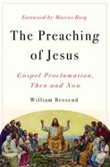The Preaching of Jesus eBook