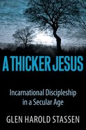 A Thicker Jesus eBook