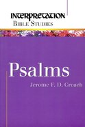 Psalms (Interpretation Bible Study Series) eBook