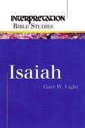 Isaiah (Interpretation Bible Study Series) eBook