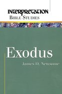 Exodus (Interpretation Bible Study Series) eBook