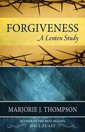 Forgiveness: A Lenten Study eBook