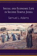 Social and Economic Life in Second Temple Judea eBook