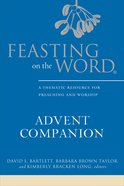 Feasting on the Word Advent Companion eBook