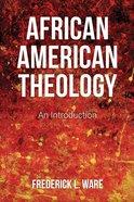 African American Theology eBook