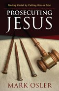 Prosecuting Jesus eBook