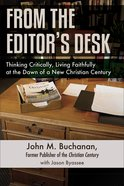 From the Editor's Desk eBook