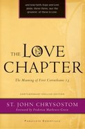 The Love Chapter eBook