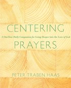 Centering Prayers eBook