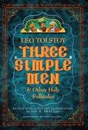 Three Simple Men eBook