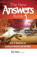 27 Top Questions on Creation/Evolution and the Bible (#01 in New Answers Book Series) eBook
