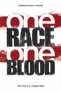One Race One Blood eBook