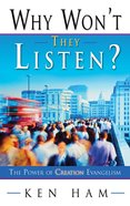 Why Won't They Listen? eBook