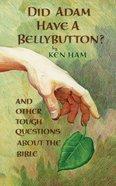 Did Adam Have a Bellybutton? eBook