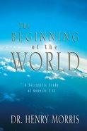 The Beginning of the World eBook