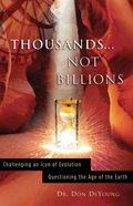 Thousands... Not Billions eBook