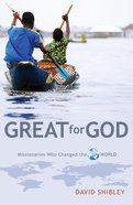 Great For God eBook