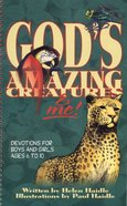 God's Amazing Creatures and Me! eBook