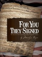 For You They Signed eBook