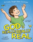 God is Really, Really, Real eBook