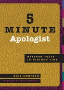 Maximum Truth in Minimum Time (5 Minute Series) eBook