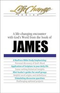 James (Lifechange Study Series) eBook